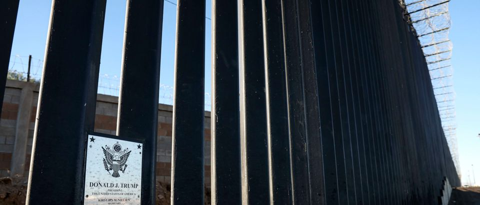 President Trump Rushes To Build More Border Wall As Term Nears Its End