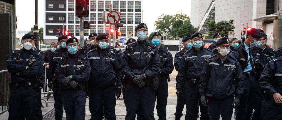 Pro-democracy Publisher Jimmy Lai Freed on Bail