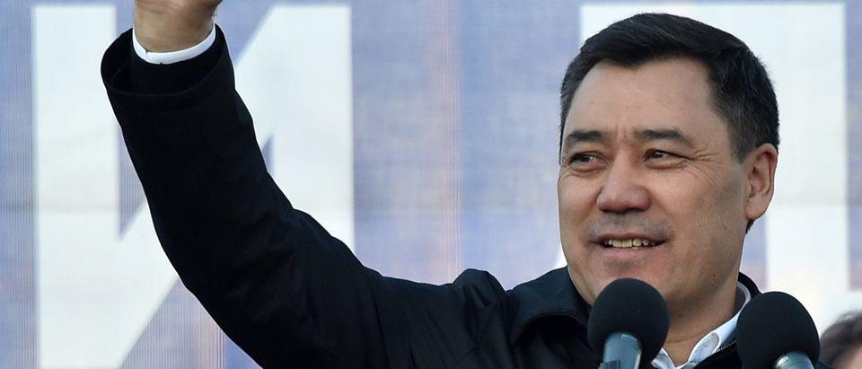 KYRGYZSTAN-POLITICS-ELECTION