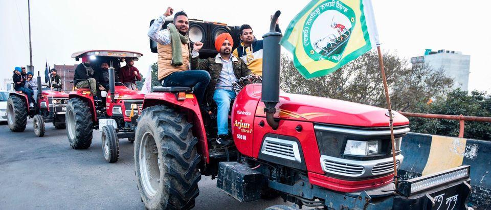 Farmer Protest India