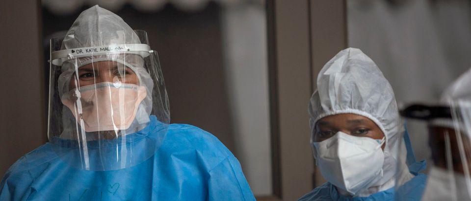 South African Coronavirus Strain Discovered In South Carolina