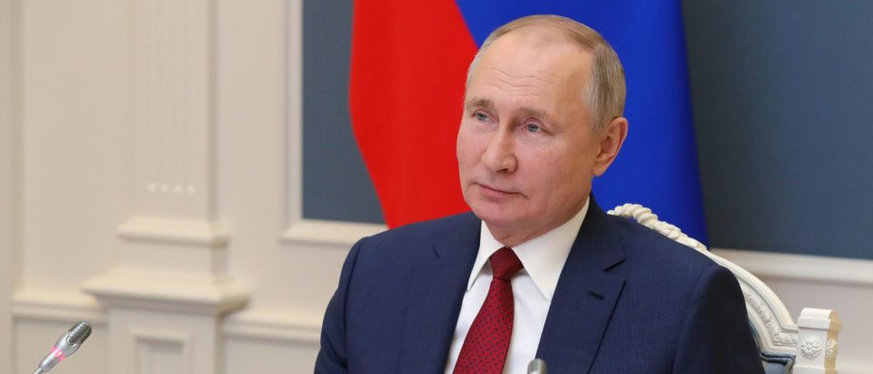 RUSSIA-WEF-ECONOMY-POLITICS-DIPLOMACY