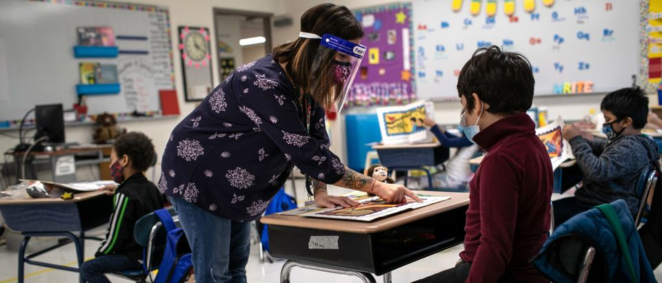 Connecticut Students Return To School With Hybrid Model During COVID-19 Pandemic