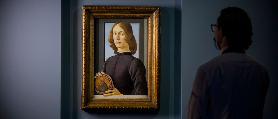 Botticelli at Sotheby's