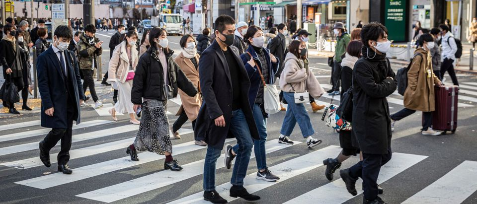 Covid-19 Infections Skyrocket In Japan