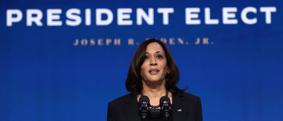 Kamala Harris Is The Most Powerful Woman In The World