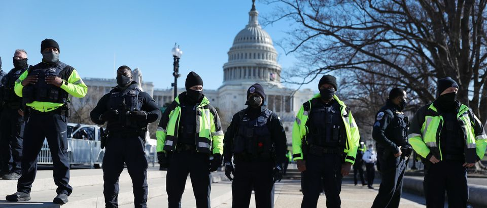Washington DC Tense After U.S. Capitol Is Stormed By Protestors