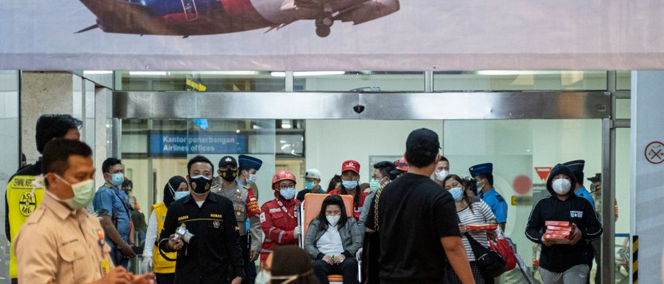 Search Operation Underway For Sriwijaya Air Flight SJ182