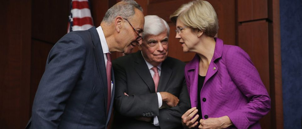 Senate Democrats Mark 5th Anniversary Of Dodd-Frank Wall Street Reform Act