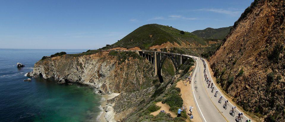 Tour of California - Monterey to Cambria