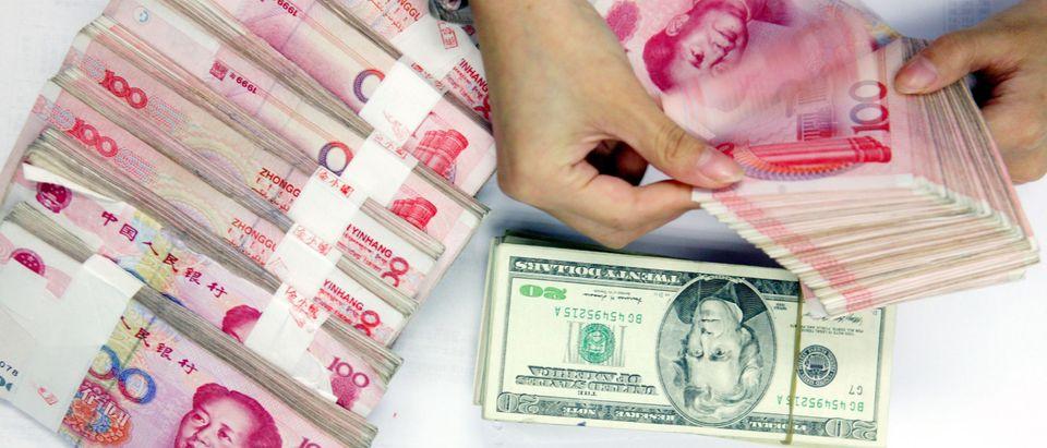 China Scraps Yuan Peg To U.S. dollar