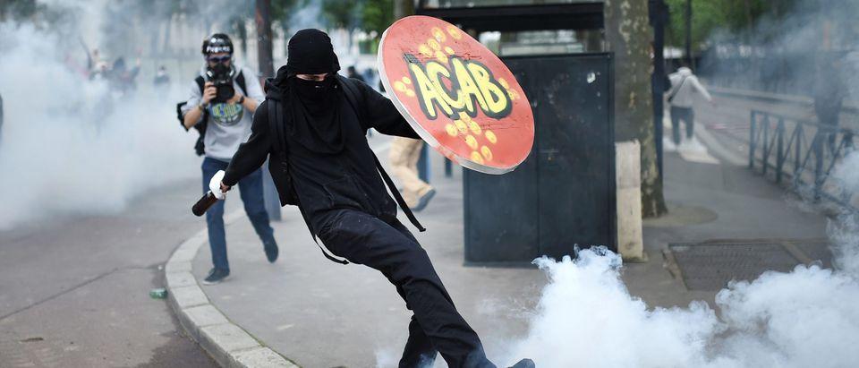 FRANCE-POLITICS-LABOUR-REFORM-PROTEST