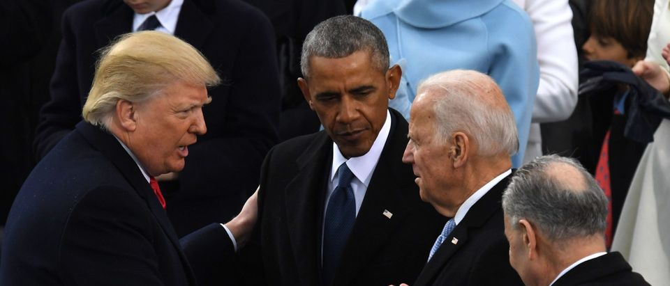 Is Joe Biden Laying The Groundwork For Another Trump?