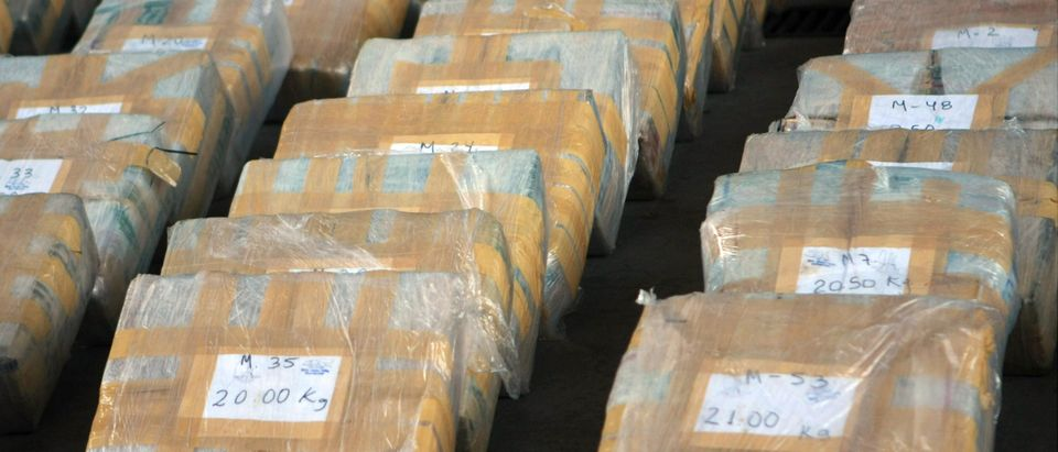 Picture of packages containing around 1,