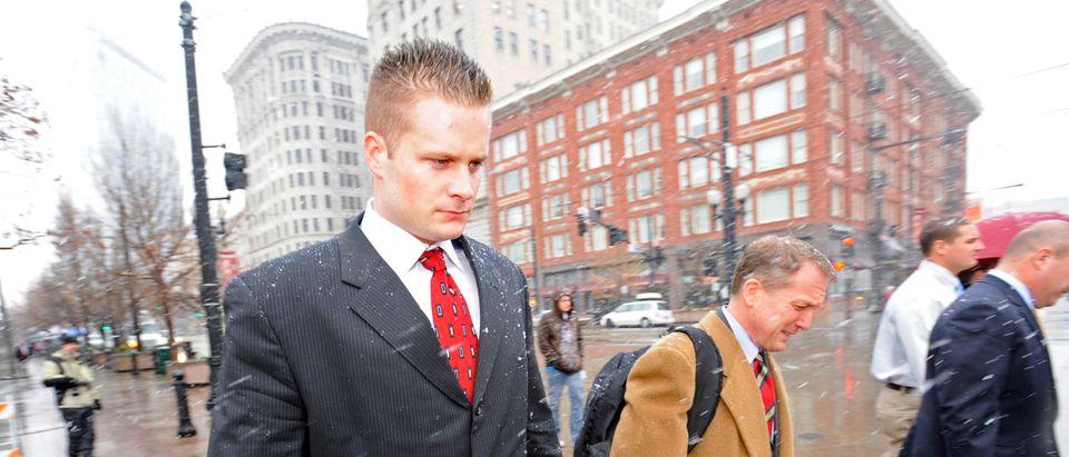 Evan Liberty, One Of The Trump-Pardoned Blackwater Guards
