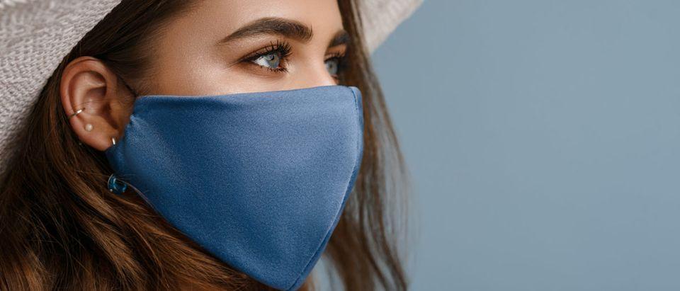 Mask (Photo by Victoria Chudinova/Shutterstock)