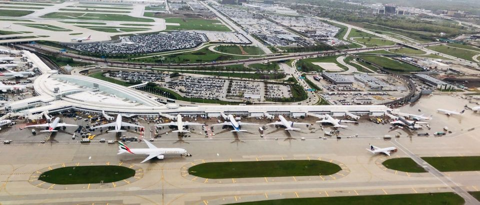 US-TRAVEL-AIRPORT-OHARE