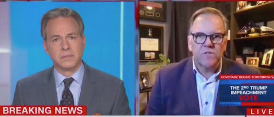 Jake Tapper and Mike Rogers (Screenshot/CNN)