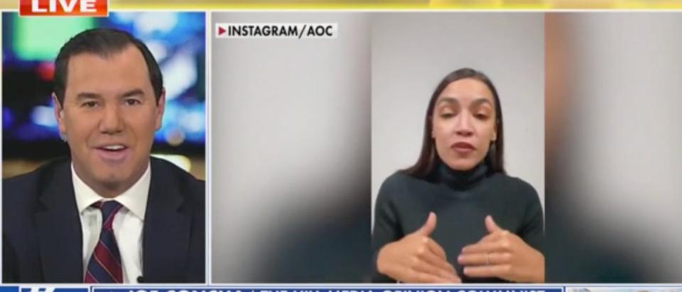 Joe Concha broke down Rep. Ocasio-Cortez's suggestion on reining in the media. (Screenshot Fox News)