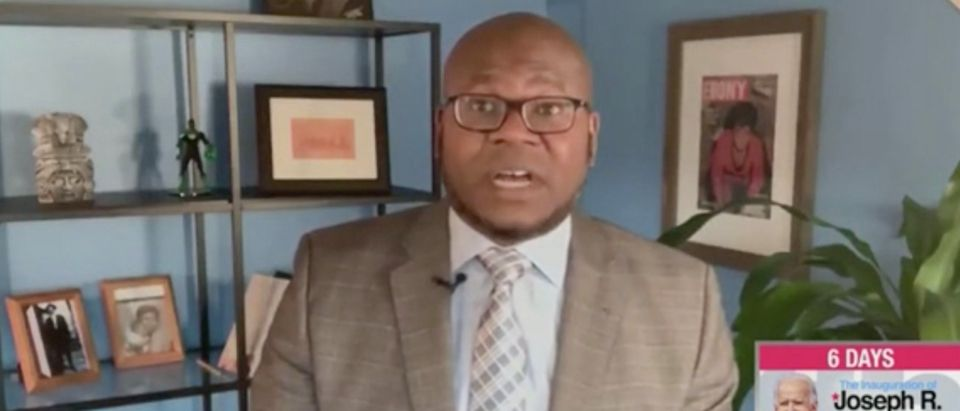 Jason Johnson (Screenshot/MSNBC)