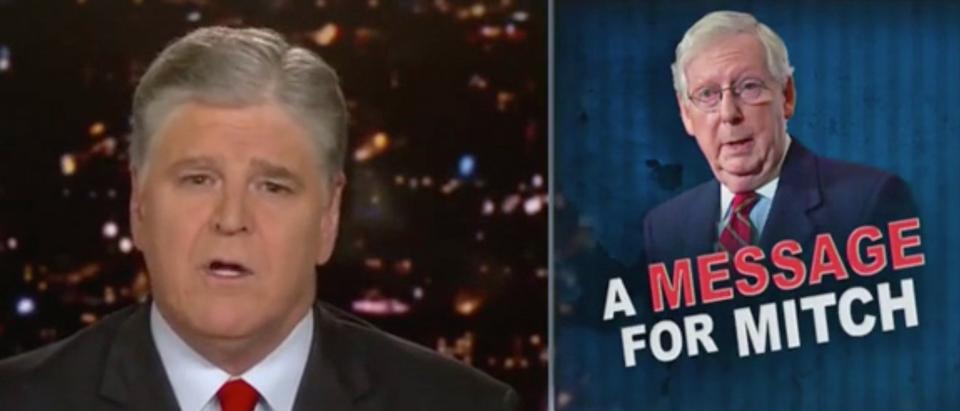Sean Hannity (Screenshot/FNC)
