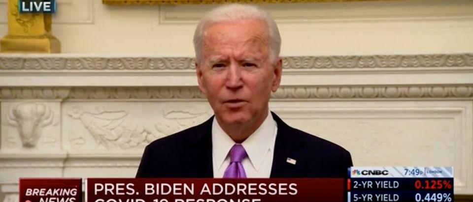 Joe Biden (CNBC)