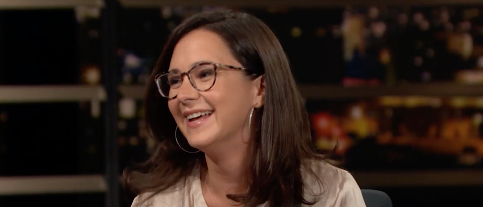 Bari Weiss spoke to Megyn Kelly about her time at The New York Times. (Screenshot YouTube, Real Time with Bill Maher, https://www.youtube.com/watch?v=9d27LLmm720)