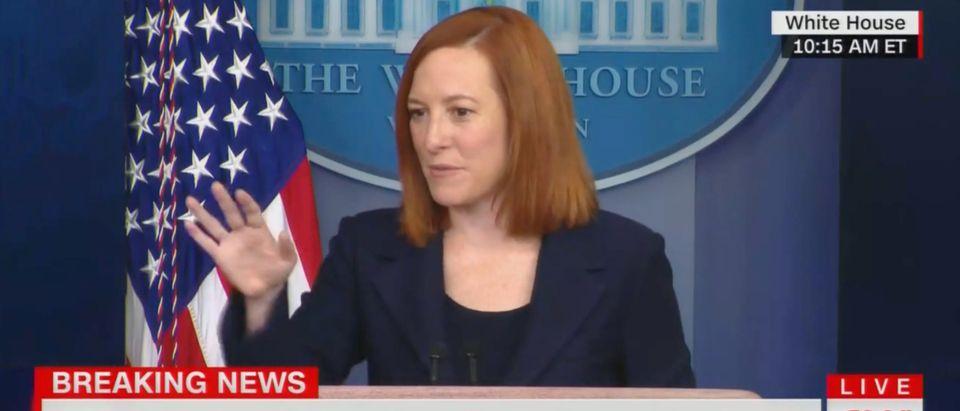 Jen Psaki (CNN)