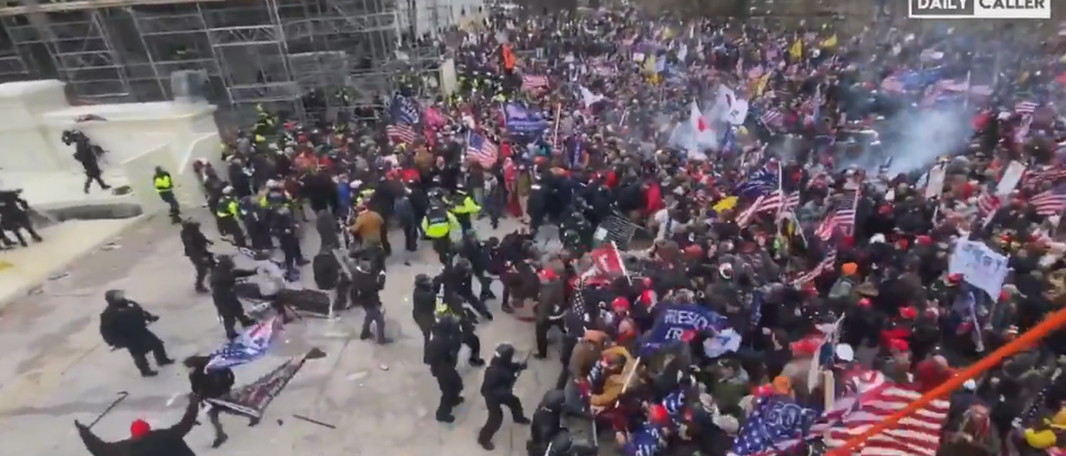 Trump Rally To Riot