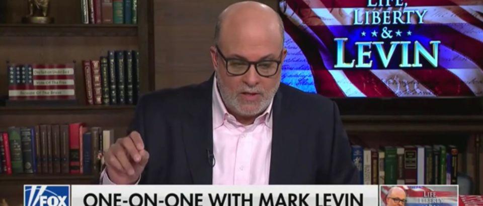 Fox News host Mark Levin