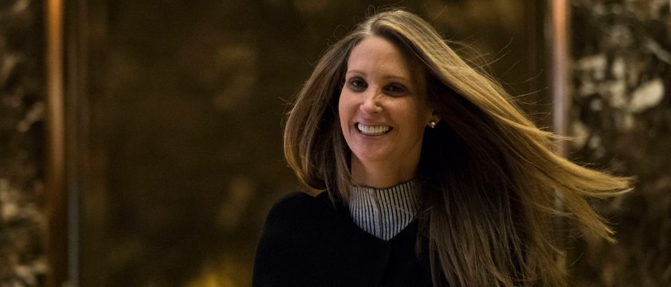 Stephanie Winston Wolkoff, author of tell-all book on Melania Trump