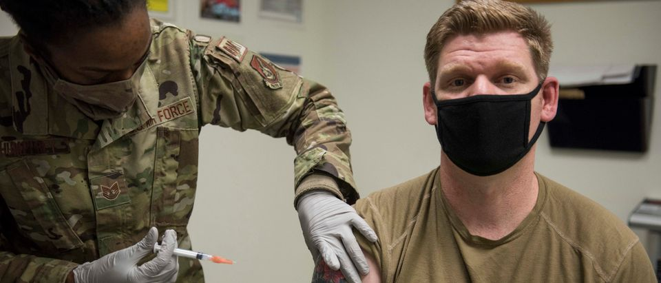 U.S. Forces Begin Administering Initial Doses Of Covid-19 Vaccine