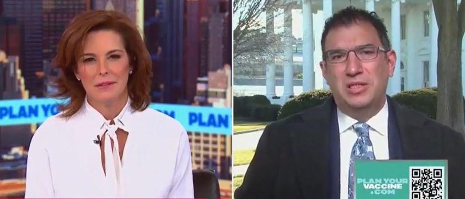 Andy Slavitt responds to question about Florida versus California (MSNBC screengrab)