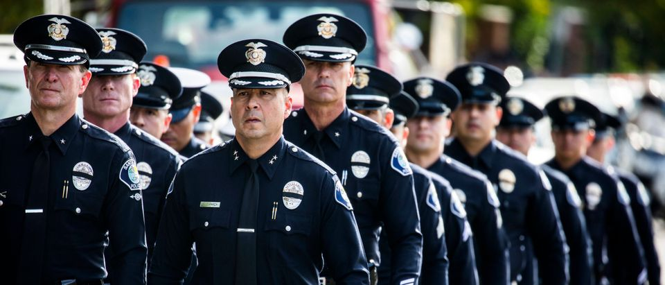 Funeral Held For Sheriff's Deputy Killed In Borderline Mass Shooting