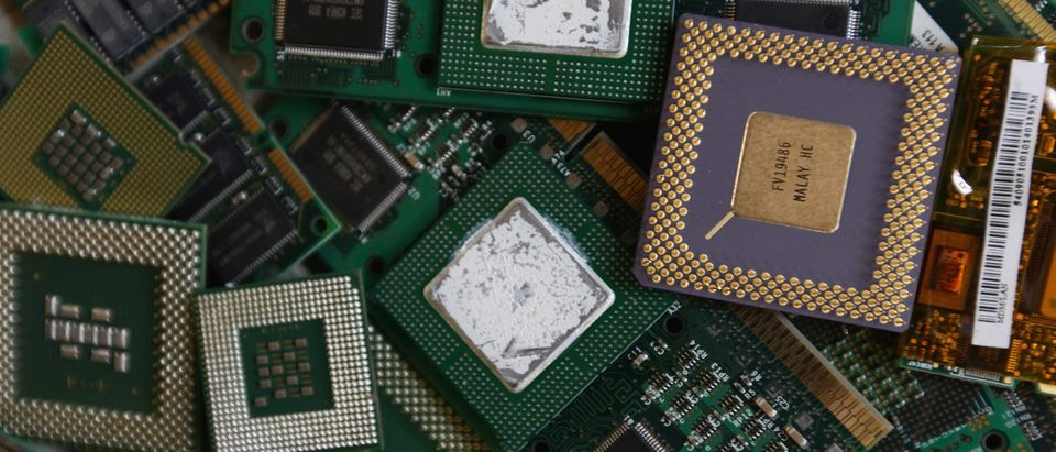 Electronics Scrap Recycling