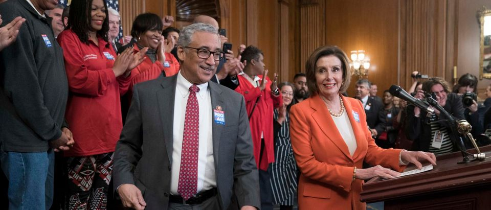 Nancy Pelosi, House Democrats Discuss Protecting the Right To Organize (PRO) Act