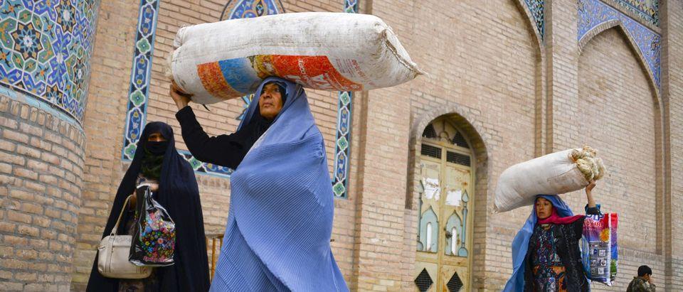 AFGHANISTAN-PEOPLE-LIFESTYLE