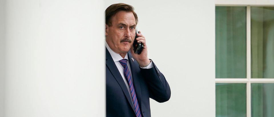 While Dominion Seems Poised To Sue Dozens In Right Wing Media, OANN Announces Whopping Three-Hour Fraud Special Featuring Mike Lindell