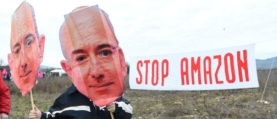 Amazon's Plan To Destroy Main Street America