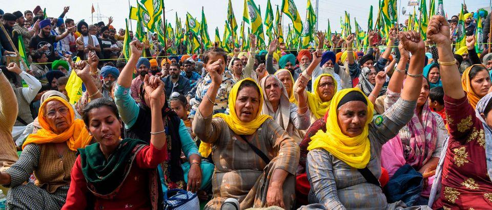INDIA-POLITICS-AGRICULTURE-PROTEST