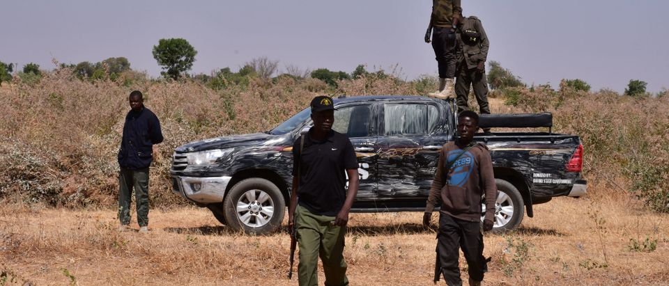 NIGERIA-UNREST-INFRASTRUCTURES