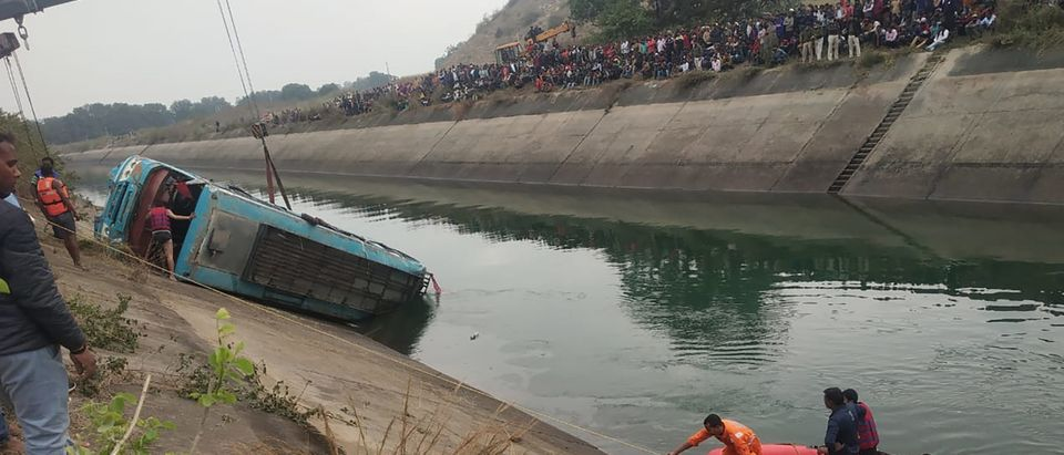 INDIA-ACCIDENT