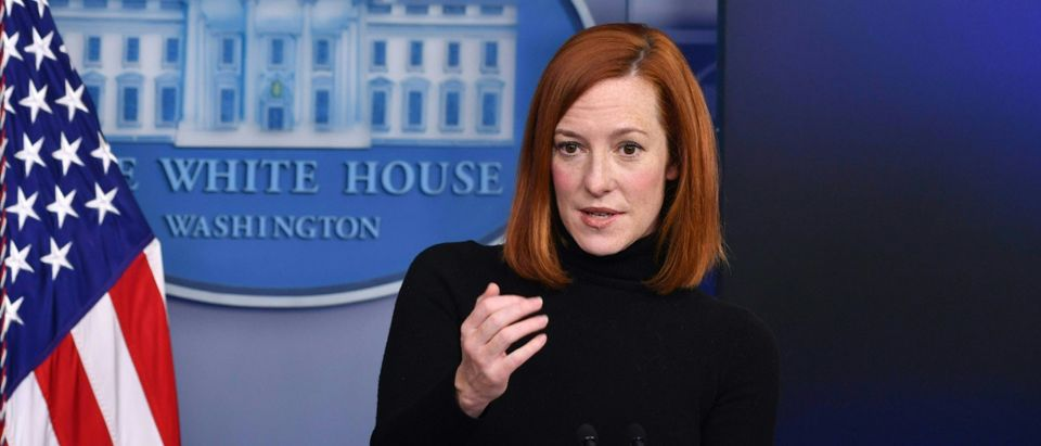Psaki: Biden Is Helping Small Business By Appointing A Woman To Lead The Small Business Administration