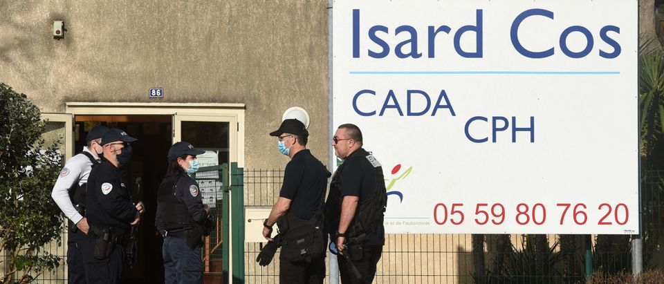 FRANCE-CRIME-POLICE-ASYLUM
