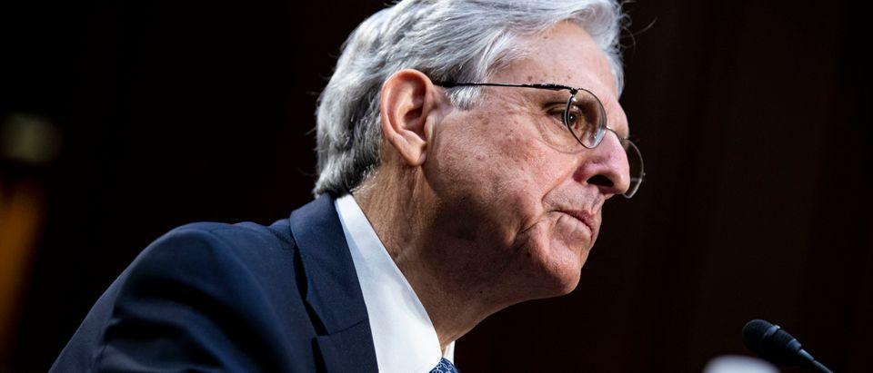 Senate Judiciary Committee Hears Testimony From Attorney General Nominee Merrick Garland