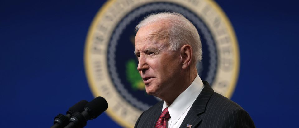 President Biden Delivers Remarks On The Coup In Burma