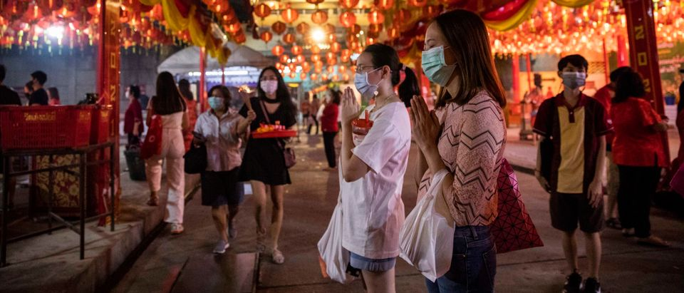Bangkok's Chinatown Celebrates Lunar New Year