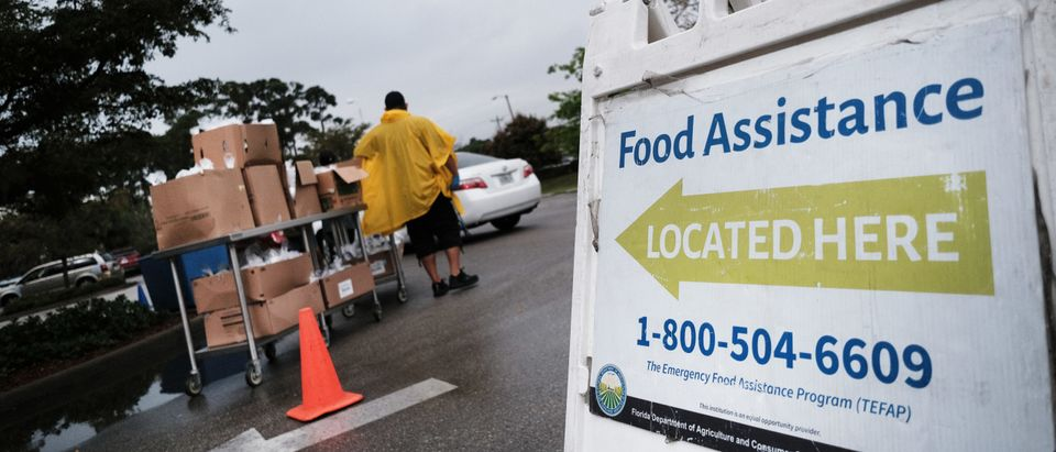Hundreds Of Farm Workers In Florida Receive Food Aid Amid COVID-19 Pandemic