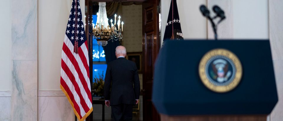 President Biden Honors Lives Lost To COVID-19