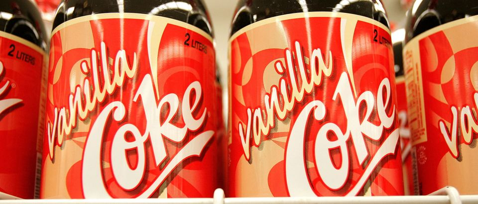 Vanilla Coke To Be Phased Out In The U.S.